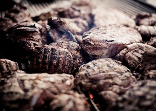 Shallow focus photography of grilled meat 1327344