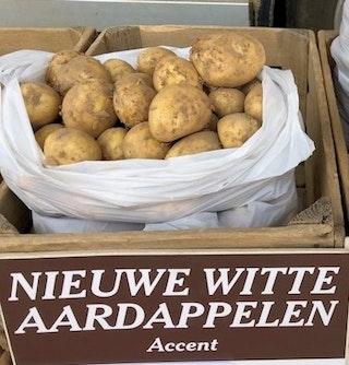 Nieuwe aardappelen 2018 2