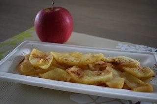 Gebakken_appels_in_pan