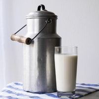 Melk en karnemelk
