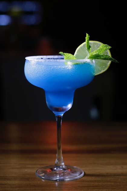 Blue Moon Cosmo