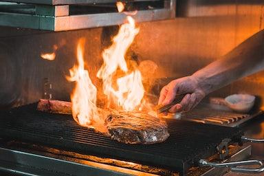 Gegrilde steak